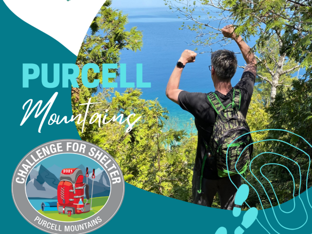 Purcell Mountains Challenge For Shelter